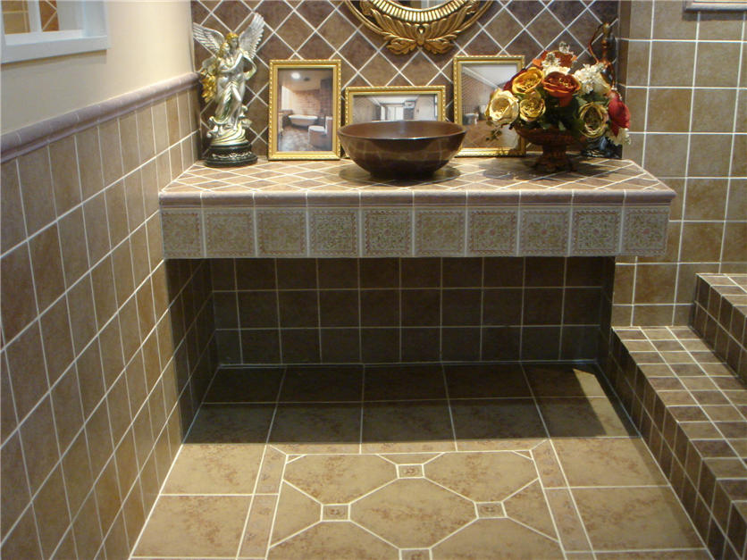 tile and grout colors