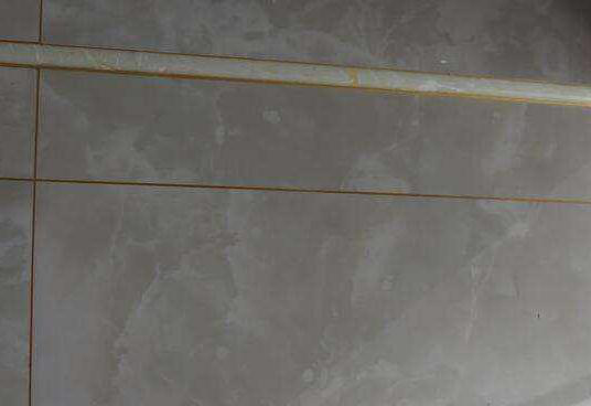 gold color grout