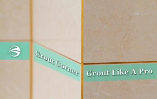 Grout The Corner Like A Pro